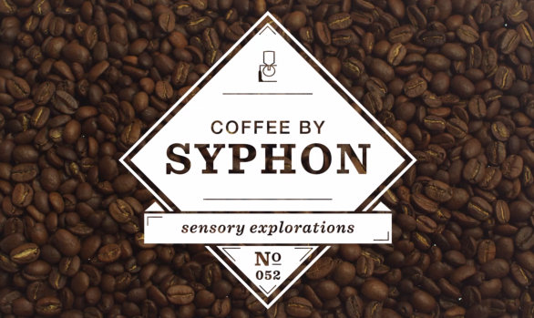 Coffee by Syphon