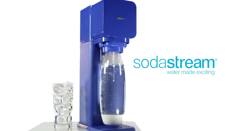 Water Made Exciting :: SodaStream